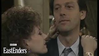 Dirty Den Divorces Angie At Christmas | EastEnders | BBC