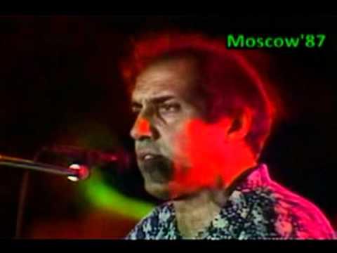 Adriano Celentano - Storia D'Amore (Moscow-87)