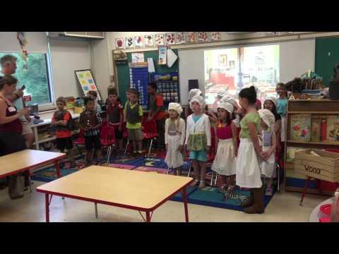 Pawling elementary school ( kindergarten )