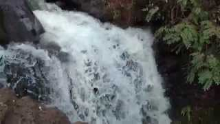Kachang Waterfall (top view) - Banlung, Ratanakiri, Cambodia