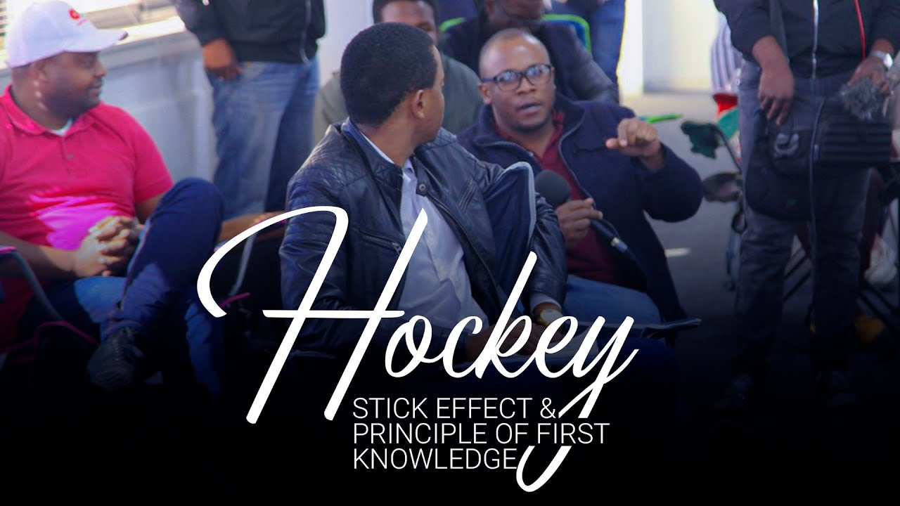 Entrepreneurship Funding Masterclass | Hockey Stick Effect & Principle of First Knowledge