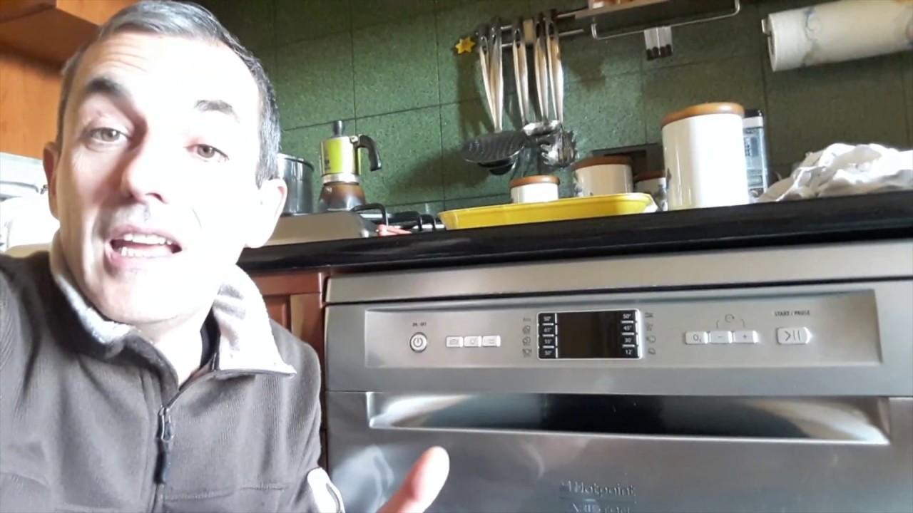 Scheda elettronica lavastoviglie Hotpoint Ariston dov\'è e come smontarla