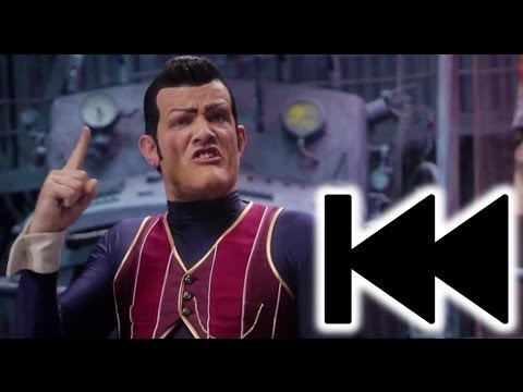 We Are Number One but the LYRICS are backwards while the SONG is fine