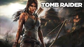 Tomb Raider Лара Крофт Трейлер Фильма по сюжету игры.