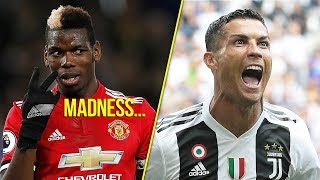 Why Is Manchester United Afraid of Cristiano Ronaldo?