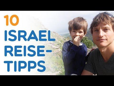 10 Israel Reisetipps (von Einem Israelischen Reiseleiter)