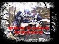 Bmw g450x and Yamaha wr250r rock climbing
