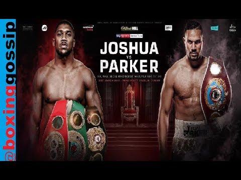 Anthony Joshua Vs Joseph Parker - Full post fight reaction - Heavyweight boxing
