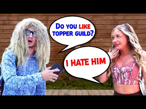 ASKING PEOPLE WHAT THEY THINK OF TOPPER GUILD (IN DISGUISE)