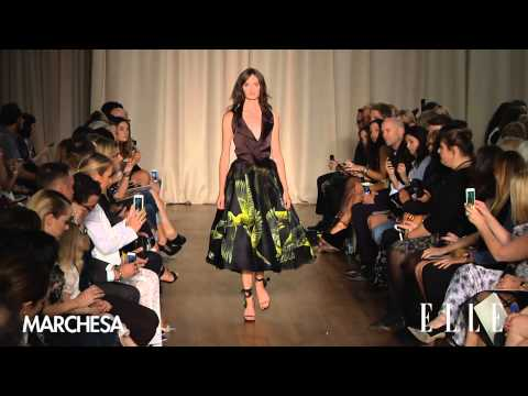 MARCHESA SS 2015 collection