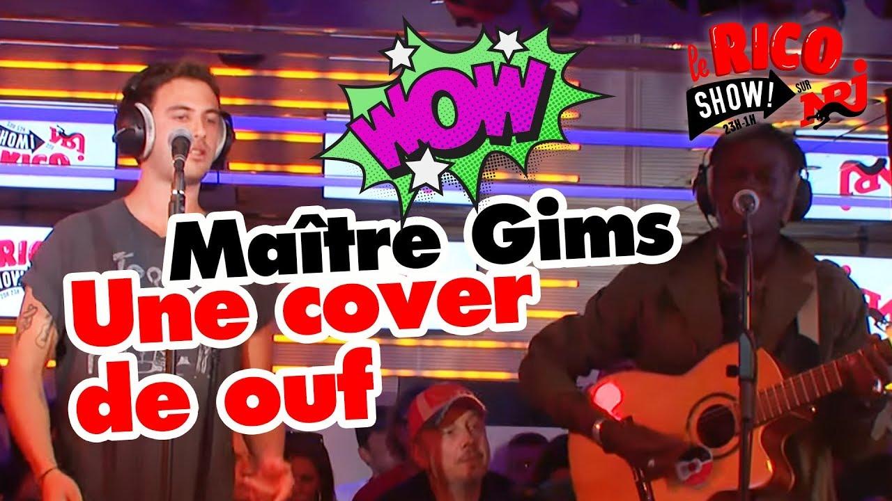 """Maitre Gims """"La Même"""" (Cover de Teo Gagnon et Lidiop Cover) - Le Rico Show sur NRJ"""