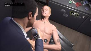 GTA V: Lazlow Tattoo Torture