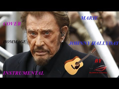 marie johnny hallyday cover instrumental hommage youtube. Black Bedroom Furniture Sets. Home Design Ideas