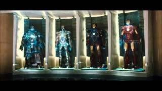 Traditus Incipit-Obficium Iron Man Trailer
