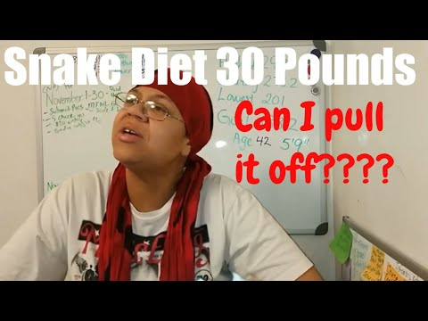 72 Hour Fast Weight Loss Results | Snake Diet Eat Big Fast Long | 2020 Weight Loss Journey