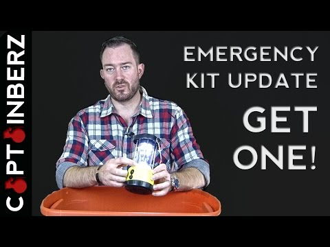 Emergency Kit: Save Yourself, Get One! (SHTF, Natural Disaster, Economic Collapse, EMP, Nuclear)