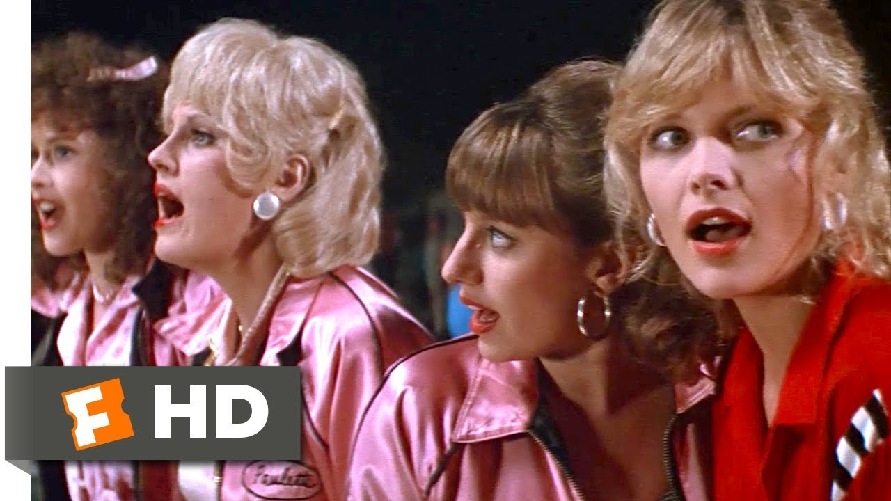 Grease 2 (1982) - Who's That Guy? Scene (5/8)