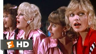 Grease 2 (5/8) Movie CLIP - Who