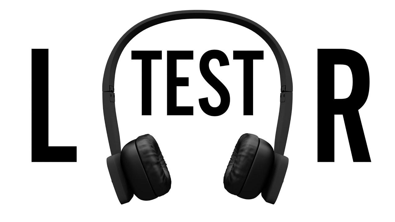 Headphones Test: Music left, right, center
