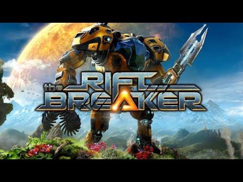 The Riftbreaker – Giant Battlemech Base Defense!