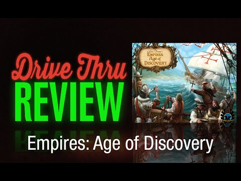 Empires: Age of Discovery Review