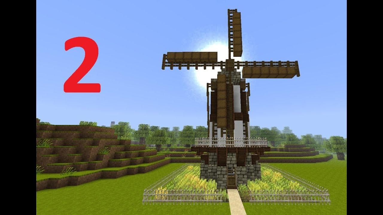 Minecraft tutorial mittelalter m 252 hle teil 2 2 deutsch doovi