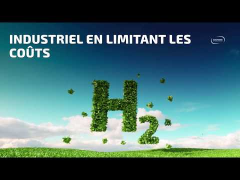Parlons #smartenergy : les applications de l'hydrogène vert - INDUSTRIE