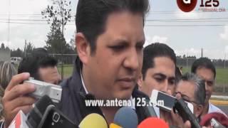 Anuncian construcción de un puente deprimido en Metepec