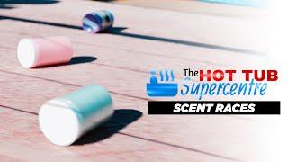 Scent Race!   SKETCH   TheHotTubSupercentre
