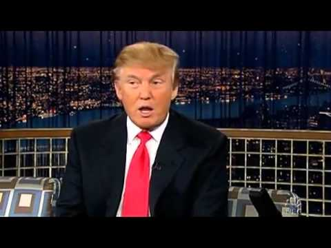 Conan O'Brien Donald Trump 'Interview 5/17/05