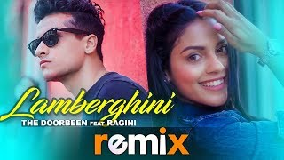 Lamberghini (MKSHFT Remix) | The Doorbeen | Ragini | Latest Punjabi Song 2019 | Speed Records