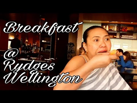 Rydges Wellington | Hotel & Spa | Breakfast | Check-out | Part 3 | Vlog 41 |