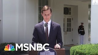 Jared Kushner: 'I Did Not Collude With Russia' | MSNBC