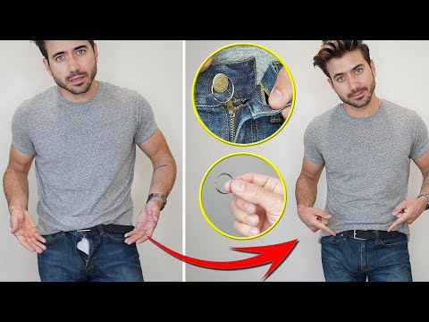 Top 7 Clothing Problems and How To Fix Them | Alex Costa