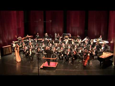 "CCM Wind Orchestra Performs Pütz's ""Derivations"" - March 20, 2013"