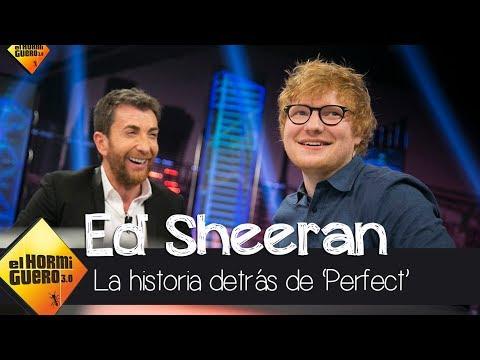 La bonita historia de amor que se esconde detrás del tema 'Perfect' de Ed Sheeran