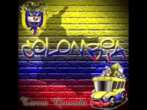 COLOMBIA TIERRA QUERIDA  -  KARAOKE-