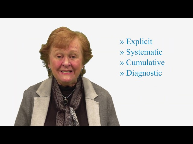 An Overview of Structured Literacy
