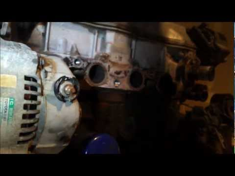 transmission replacment in a 90 toyota corolla