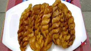Ful khaja Pitha recipe    Bangladeshi Pitha recipe # 18 Konok kutir cooking recipe