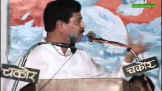 BJP Leader Pramod Mahajan speech in Karyakarta Sammelan, Dadar