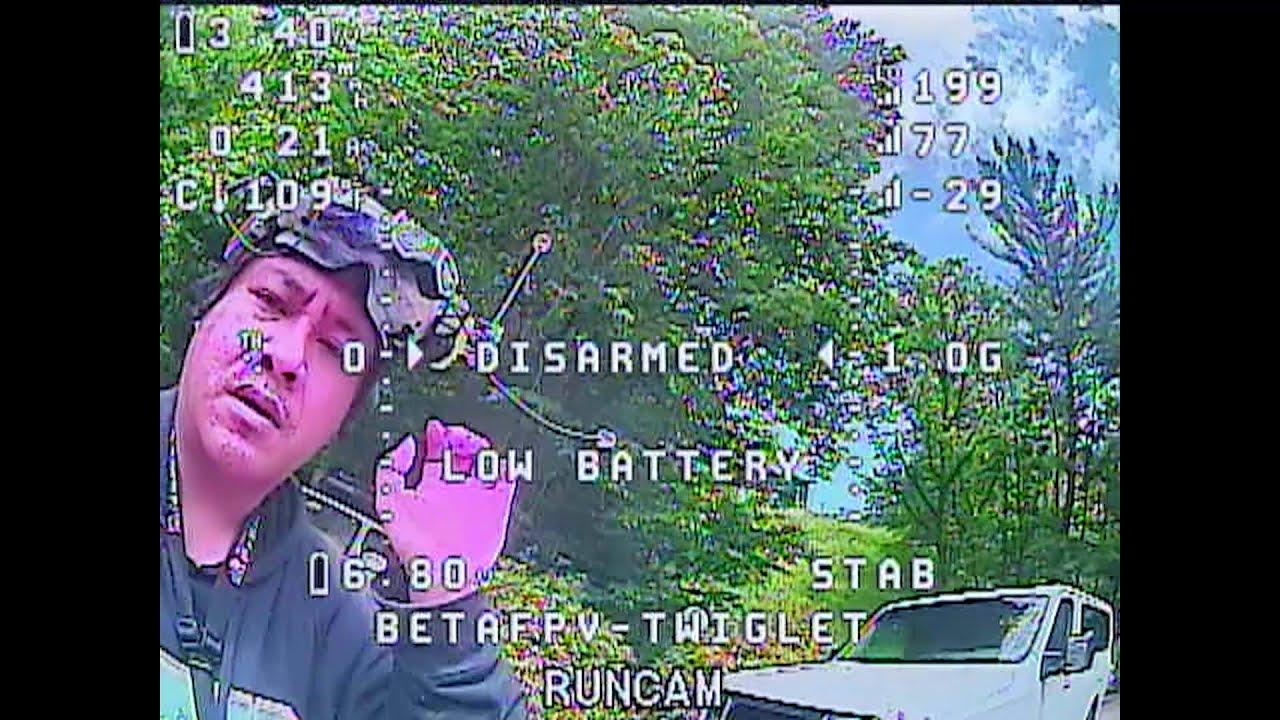 Twiglet Mini - RacerX FPV фотки