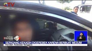 Oknum Dokter Dan Perawat Terciduk Berbuat Asusila Dalam Mobil Di Bandara Haluoleo BIS 13/03
