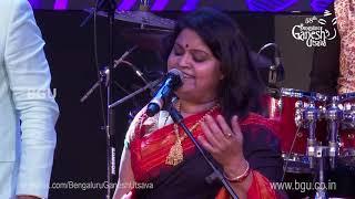 """""""Vande Mataram"""" By Sangeeta Katti Kulkarni and Troupe At 58th Bengaluru Ganesh Utsava, 2020"""