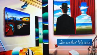 Ferjo, Contemporary Surrealist. Thursday, September 10th on Art and Coin TV