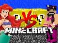 Minecraft  WATER LUCKY BLOCK CHALLENGE   Mermaid Fight
