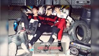 [3D+BASS BOOSTED] BTS 방탄소년단 - WAR OF HORMONE