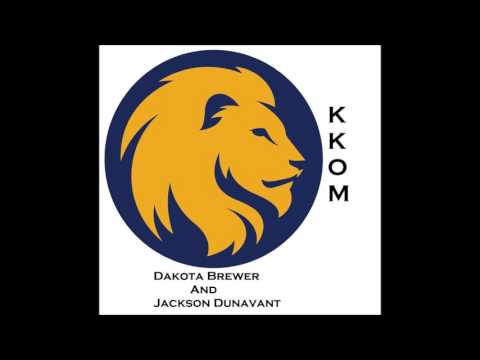 KKOM Promo - Dakota Brewer and Jackson Dunavant