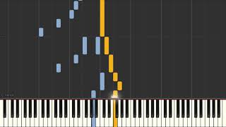 Far From the Home I Love (Jerry Bock) - Piano tutorial