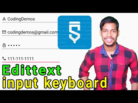 Edittext Keyboard Change Activity In Sketchware/Aaura Technical